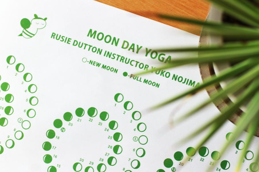 MOON DAY YOGA
