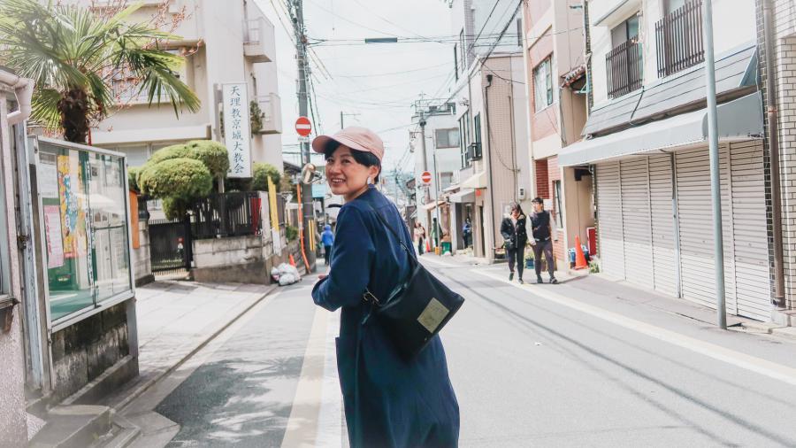 BONCHI Kyoto と行く 京都B面散歩 ~団栗橋を渡ってみた編~
