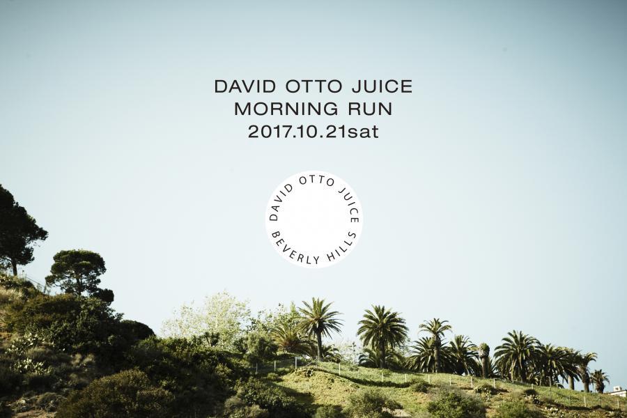 DAVID OTTO JUICE